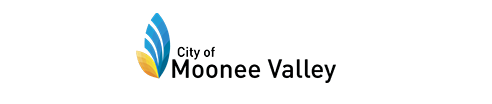Logo for Moonee Valley City Council
