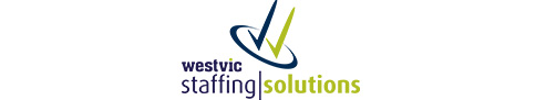 Logo for Westvic Staffing Solutions - North Geelong